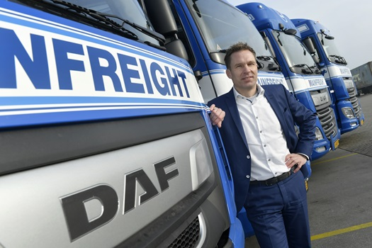 Bertil ter Maat, Mainfreight