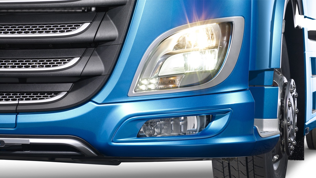 DAF headlight