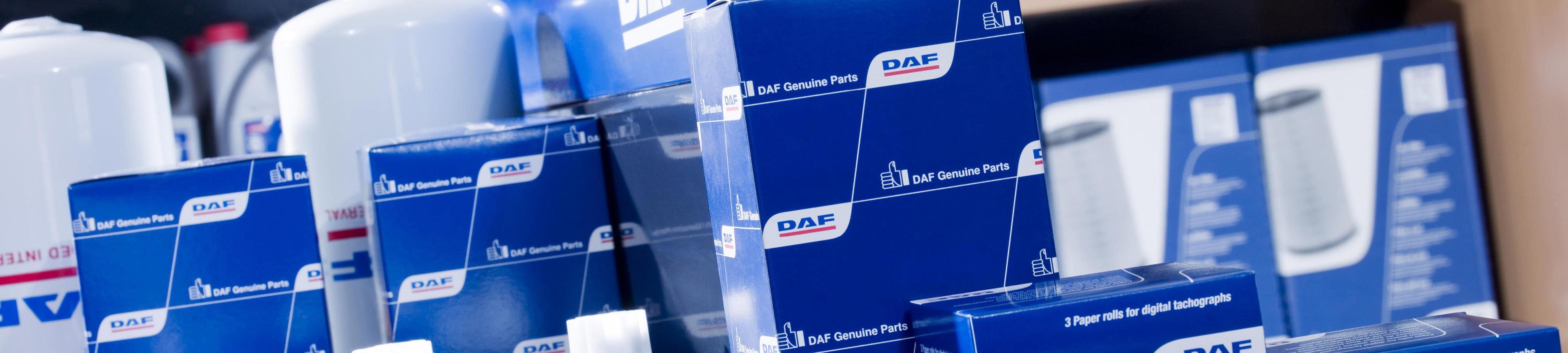 Uitgelezene DAF Originele Onderdelen - DAF Nederland RI-13