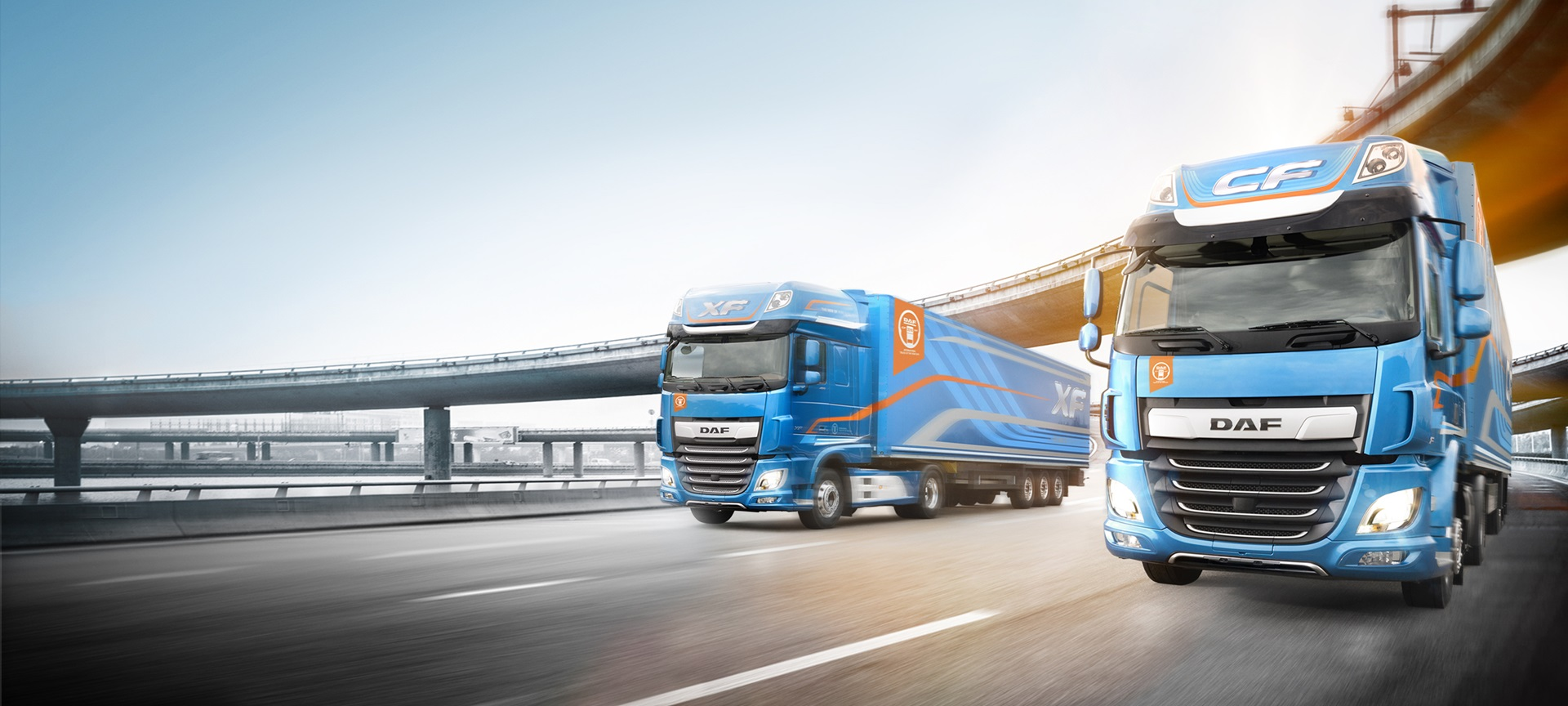 International Truck of The Year 2018 DAF XF en CF