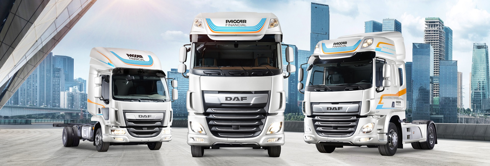 PACCAR Financial Range
