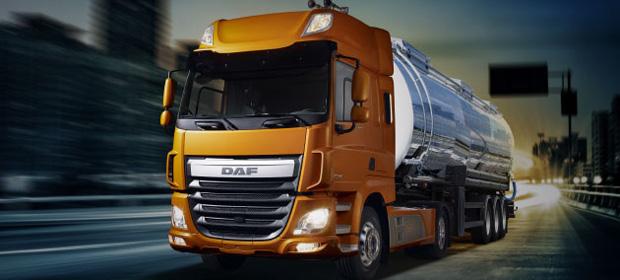 Betere zichtbaarheid, veiligere rit - DAF Trucks Nederland